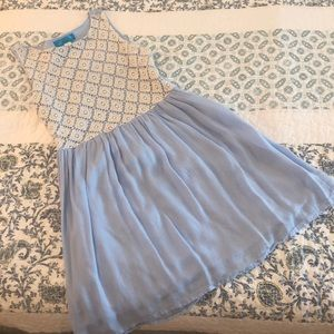 Powder blue Summer dress. Size Small